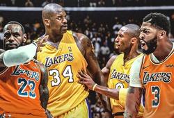 Anthony Davis hào hứng khi được ví với bộ đôi Kobe-Shaq