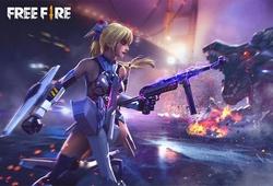 Top 3 súng bắn gần trong Free Fire