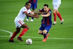 Video Highlight Barca vs Sevilla, La Liga 2020 đêm qua