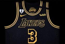Mẫu áo Mamba được thiết kế bởi Kobe Bryant: Hơn cả một bộ đồng phục thi đấu