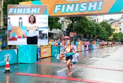 """Hồng Lệ chạy """"10km nhanh nhất"""" hơn cả huy chương vàng SEA Games 30"""