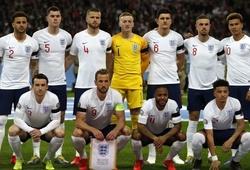 Đội hình tuyển Anh 2020 mới nhất đá Nations League