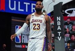 Thua game 3, LeBron James vẫn tạo nên dấu ấn lịch sử tại NBA Playoffs