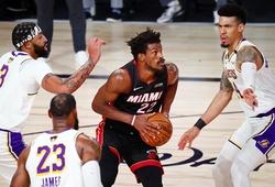 """Jimmy Butler """"làm gỏi"""" Los Angeles Lakers, Heat thu hẹp cách biệt NBA Finals xuống 2-1"""