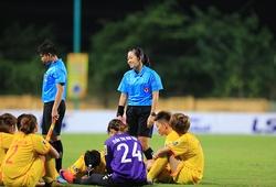 Tự ý bỏ trận đấu, đội nữ Hà Nam nhận án phạt cực nặng