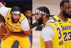 """Anthony Davis ném 3 """"siêu clutch"""", LA Lakers đánh bại Miami tại Game 4 nghẹt thở"""