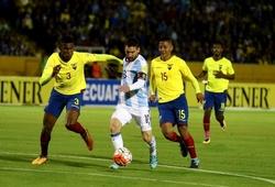 Nhận định Argentina vs Ecuador, 07h10 ngày 09/10, VL World Cup