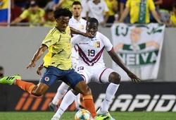 Nhận định Colombia vs Venezuela, 06h30ngày 10/10, Vòng loại World Cup