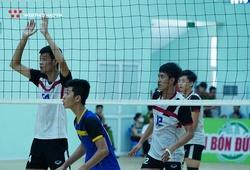 Bóng chuyền Quân đội thị uy tại vòng bán kết giải bóng chuyền trẻ Cúp các CLB