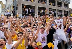 Thành phố Los Angeles sẽ ăn mừng thế nào nếu Lakers vô địch?