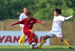 Kết quả Phong Phú Hà Nam vs Sơn La, video bóng đá nữ VĐQG 2020 hôm nay