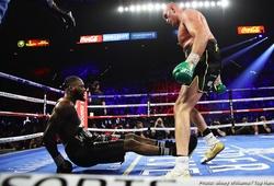 Deontay Wilder phải phẫu thuật bắp tay sau trận đấu với Tyson Fury