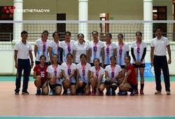 Bóng chuyền Thái Bình tập huấn cùng đội mạnh trước VCK hạng A