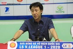 """Gần cửa """"tử"""", Quảng Nam FC mời HLV Nguyễn Thành Công ngồi ghế nóng"""