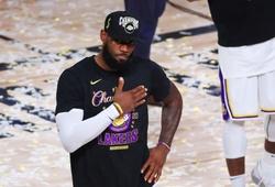 LeBron James giành danh hiệu Finals MVP thứ tư
