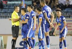 Kịch tính đua trụ hạng V.League 2020: Quảng Nam, Hải Phòng thất thế
