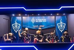 Saigon Phantom có mặt ở chung kết Đấu Trường Danh Vọng Mùa Đông 2020