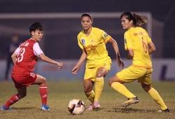 Giải Nữ VĐQG 2020: TP.HCM I vô địch lượt đi, Hà Nam có điểm trên sân nhà