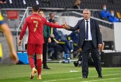 Đội hình ra sân Bồ Đào Nha dự kiến tối nay gặp Thụy Điển