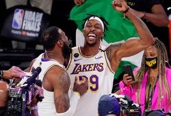 """Dư âm nhà vô địch NBA 2020: LeBron James và """"nghệ thuật"""" nâng tầm các đồng đội"""