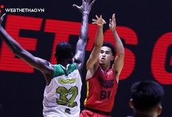 Christian Juzang thăng hoa tột độ, Saigon Heat áp đảo tuyệt đối ngày mở màn VBA
