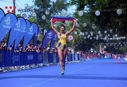 """Philippines """"mừng như bắt được vàng"""" khi triathlon có mặt ở SEA Games 31"""