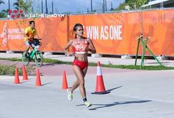 Giải marathon lớn nhất Singapore không tính chuẩn dự Olympic Tokyo 2021