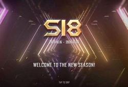 Reset rank Free Fire 2020 mùa 18 diễn ra khi nào?