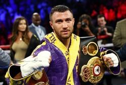 Vasyl Lomachenko, nhà vô địch Boxing hạng nhẹ là ai?