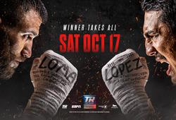 KẾT QUẢ Vasyl Lomachenko vs Teofimo Lopez: Lopez trở thành nhà vô địch tuyệt đối hạng nhẹ