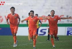 """Đánh bại BR-VT, Bình Định """"sống lại"""" hy vọng vô địch giải hạng nhất"""