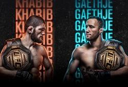 Lịch thi đấu UFC 254, ONE Championship, Bellator cuối tháng 10