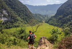 Vietnam Jungle Marathon 2020 trở lại với núi rừng Pù Luông