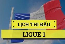 Lịch thi đấu bóng đá Pháp, lịch trực tiếp Ligue 1 2021/2022