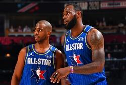 Tin đồn Chris Paul tái ngộ LeBron James ở Los Angeles Lakers: Niềm tin ngày một lớn