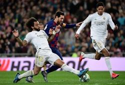 Lịch sử đối đầu Barca vs Real trước vòng 7 La Liga 2020