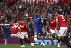 Trực tiếp MU vs Chelsea 2020 trên kênh nào?