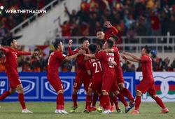 BXH FIFA tháng 10: Thái Lan rút ngắn thứ hạng với Việt Nam