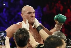 Tyson Fury giận dữ trước loạt cáo buộc từ Deontay Wilder: 'Gã này mất trí rồi'