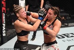 Nữ võ sĩ UFC gặp chấn thương mũi kinh hoàng sau UFC 254