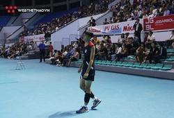 Sao bóng chuyền trẻ 14 tuổi Trịnh Duy Quý: Tài không đợi tuổi