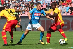 Nhận định Benevento vs Napoli, 21h00 ngày 25/10, VĐQG Italia