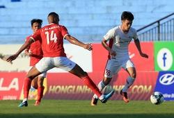 Kết quả Hồng Lĩnh Hà Tĩnh vs Viettel, video highlight V-League 2020 hôm nay