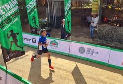"""Chàng trai Bình Định đăng quang 42km Vietnam Jungle Marathon 2020 """"nhẹ như tơ"""""""