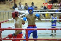 Danh sách các trận chung kết giải Vô địch Kickboxing quốc gia 2020