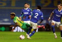Video Highlight Brighton vs West Brom, Ngoại hạng Anh 2020 đêm qua