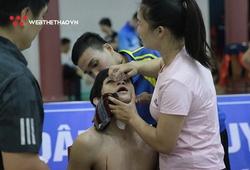 Mồ hôi, máu và sự khốc liệt tại giải Vô địch Kickboxing Quốc gia 2020