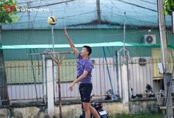 Ứng viên bóng chuyền nam Đà Nẵng có chiến thắng dễ dàng nhất kể từ đầu giải