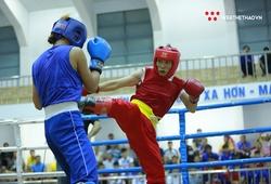 Kết quả chung cuộc giải Vô địch Kickboxing Quốc gia 2020