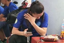 Đương kim vô địch Muay Thai khóc nức nở vì phải bỏ trận chung kết giải Kickboxing 2020